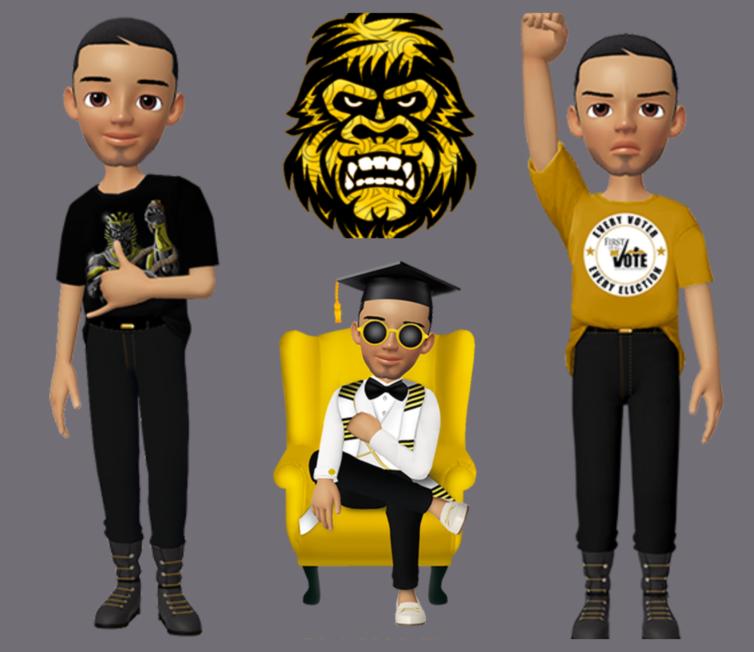 Alpha Emoji Design